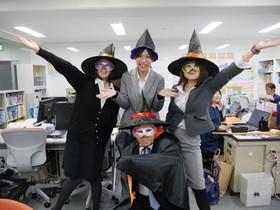 ハロウィン 仮装コンテスト開催中!