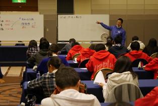 NHK・びわ湖放送にて冬期勉強合宿の模様が放送されました!