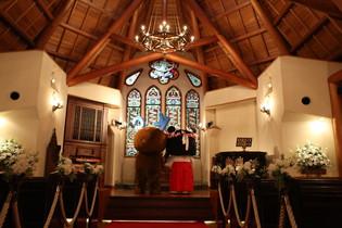 KEC×志学館 企業結婚式を挙げました