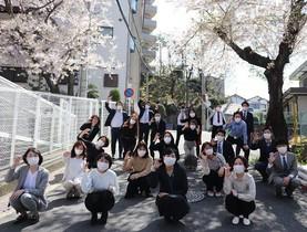 4月1日(水)入社式を執り行いました。