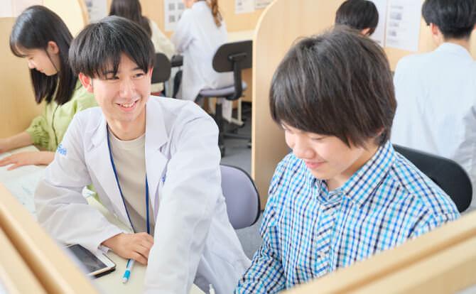 中学生の個別指導(高校受験)
