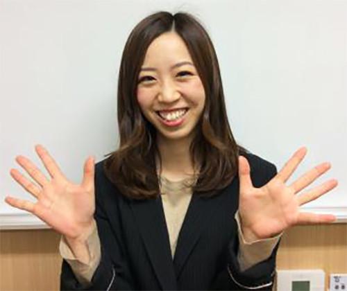 教室長の写真